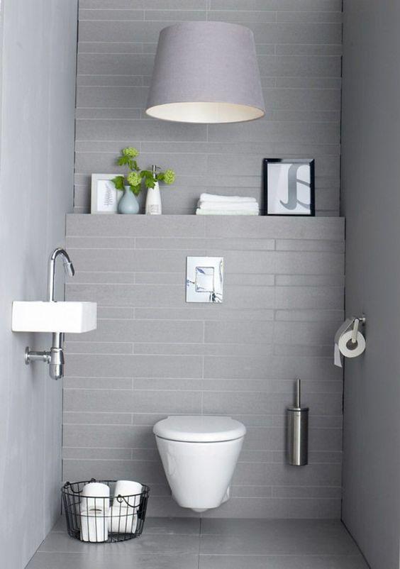 Salle de bains moderne Lorient