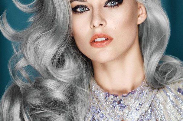 gris bleut gris blanc gris acier gris lavande blanc neige cette nouvelle coloration - Coloration Gris Acier