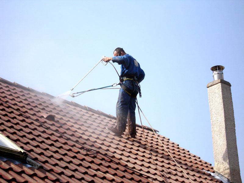 Couvreur le de r eurl delaruelle - Cout nettoyage toiture ...