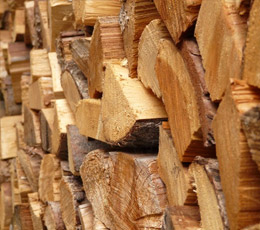 Du bois de chauffage