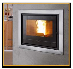 Eco granul 39 pose d 39 inserts dans foyers de chemin e for Pose d un insert dans une cheminee