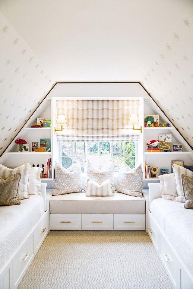 Amenager Une Chambre Sous Combles QD13 | Jornalagora