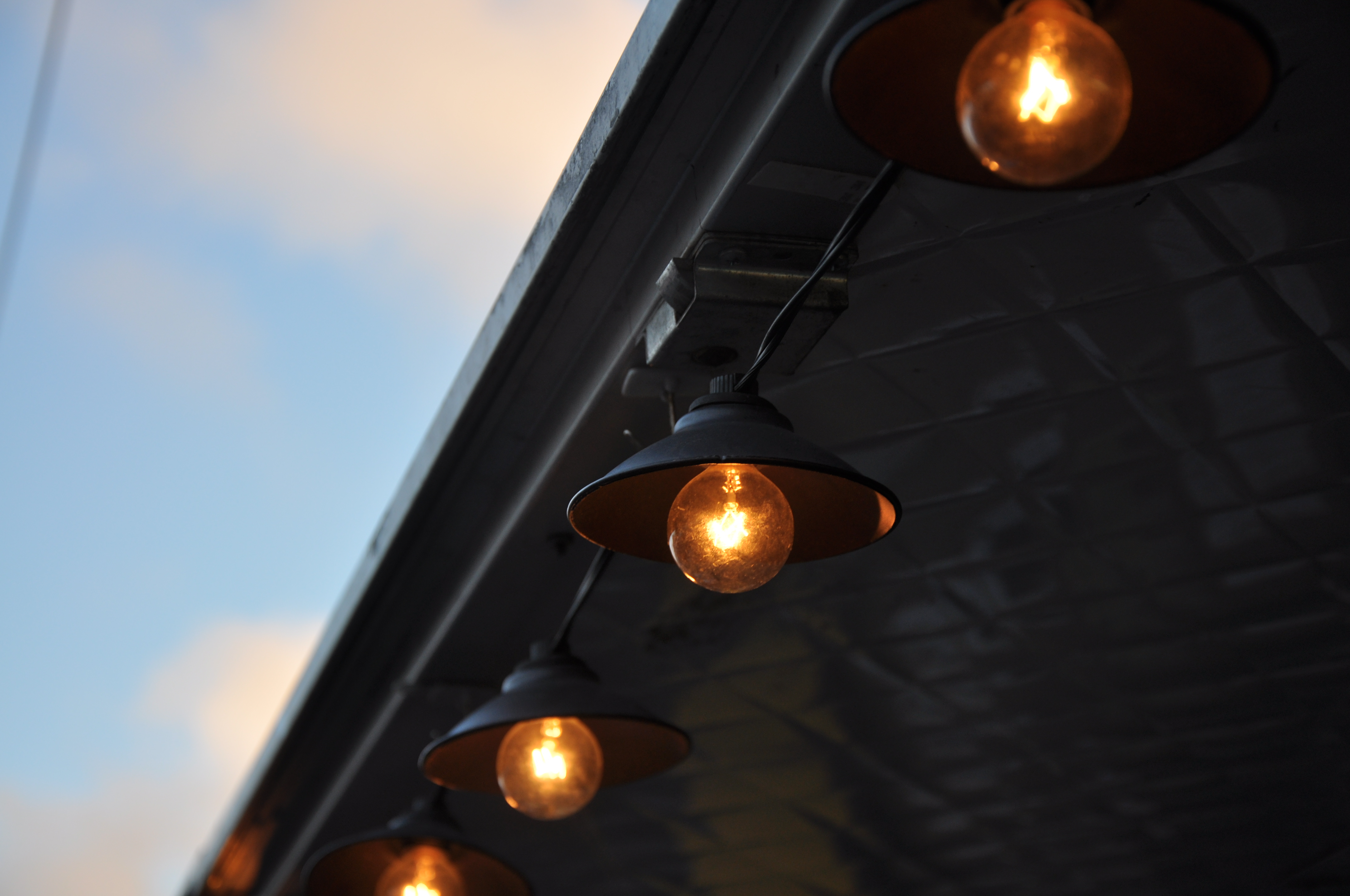 lumières externes