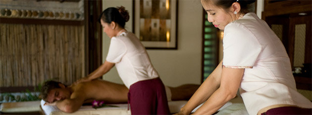 Massage traditionnel chinois relaxation