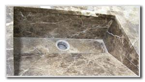 marbrerie sale de bains