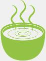 Soupe en accompagnement chez Perle Sushis à Caluire