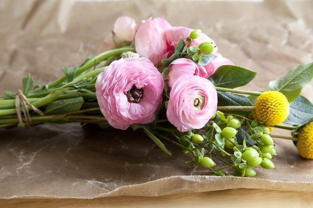 bouquet de mariée la rochelle - sarl joffre (fleurs ô naturel)