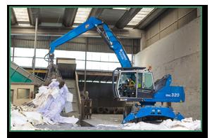 Recyclage papiers, cartons et plastiques SRPM