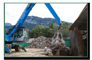 Recyclage des métaux SRPM
