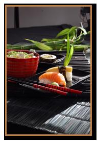 commande de sushis
