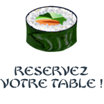 réservation resto japonais