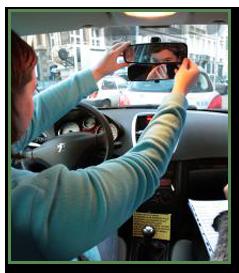 Leçon de conduite avec moniteur chez Vert Auto Ecole