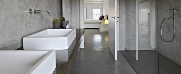 Boutique De Béton CiréPACABoutique Béton Ciré - Beton cire dans salle de bain