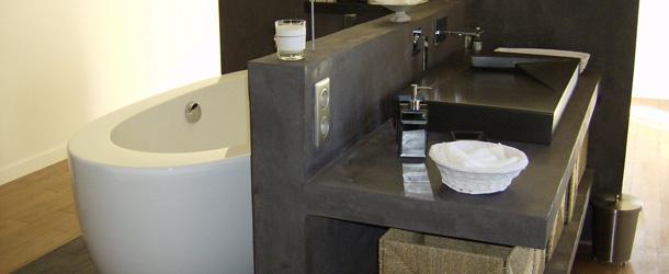 Boutique de b ton cir paca boutique b ton cir for Enlever humidite salle de bain