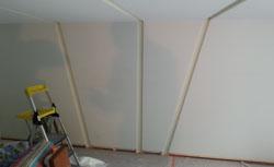 correction acoustique  mural et plafond CLIPSO