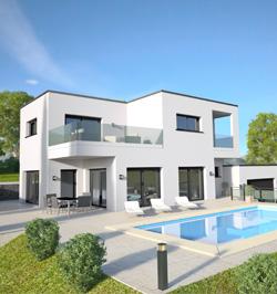 offre terrain et maison annecy maisons bf architecteur. Black Bedroom Furniture Sets. Home Design Ideas