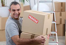 Des déménageurs aux grands services