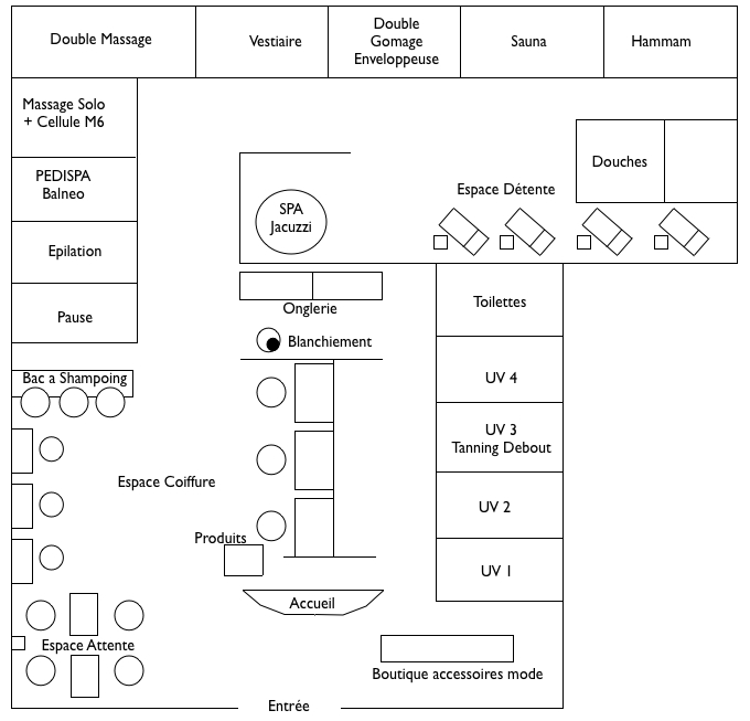 spa compi gne. Black Bedroom Furniture Sets. Home Design Ideas