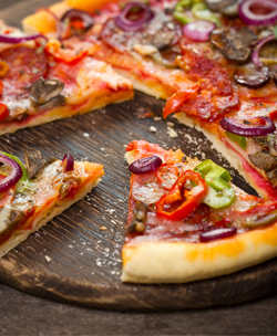 pizzeria à Lyon et Villeurbanne
