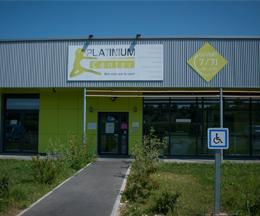 salle de sport à Pizançon