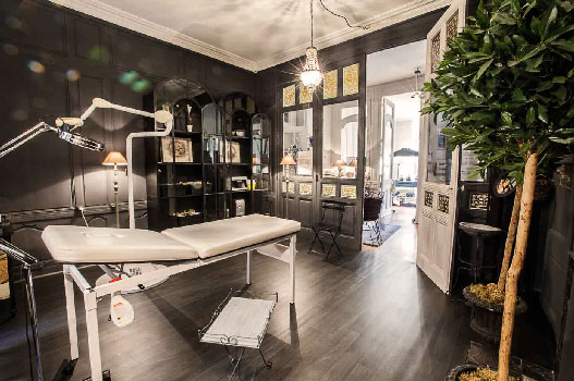 Atelier Beauté Poudre & Coton à Nancy