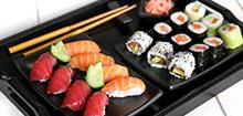 Livraison de nos plats japonais et coréens