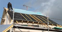 L'isolation de votre toiture