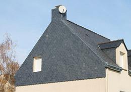 habillage de cheminées à Couëron