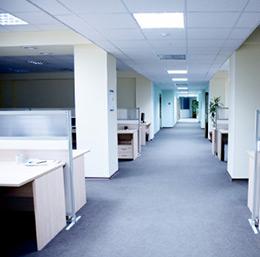 Nettoyage de bureaux