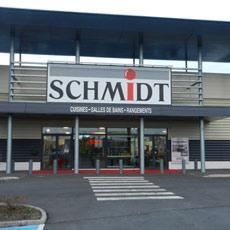 Schmidt Bailleul - Cuisines personnalisées - Salles de bains pratiques et esthétiques
