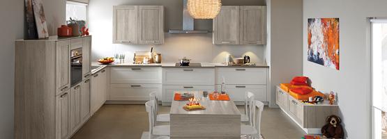 cuisine moderne en bois terrasse en bois. Black Bedroom Furniture Sets. Home Design Ideas