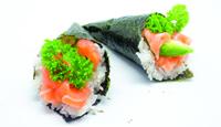temaki-saumon