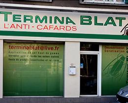 Notre magasin à Marseille