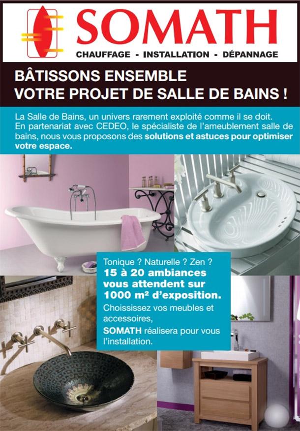 Cr ation et r novation de salle de bain dans les yvelines for Installateur de salle de bain dans le nord