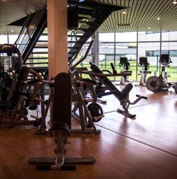 Salle de sport, de musculation et de fitness à Bruges