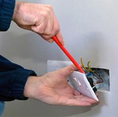 Raccordement au réseau éléctrique