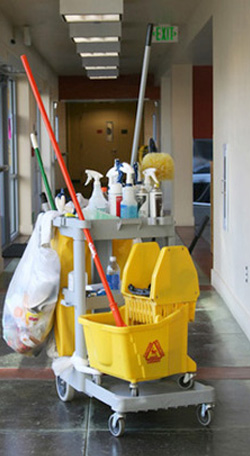 Entreprise de nettoyage à Lyon