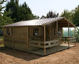 abris de jardin th leman concepteur d 39 espaces ext rieurs en bois merlimont. Black Bedroom Furniture Sets. Home Design Ideas