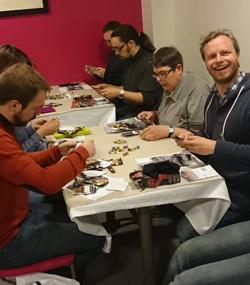 Boutique de jeux de société à Rouen