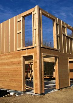 CONSTRUCTION DE MAISONS EN BOIS ET EXTENSIONS À LOISIN